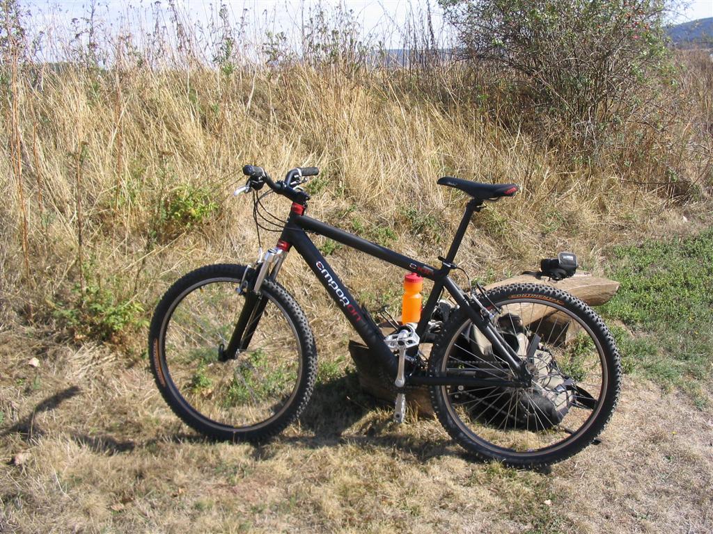 …fahrradtouren rund ums städtchen